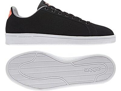 ADIDAS Damen Freizeitschuhe Cloudfoam Advantage Clean Schuh Braun