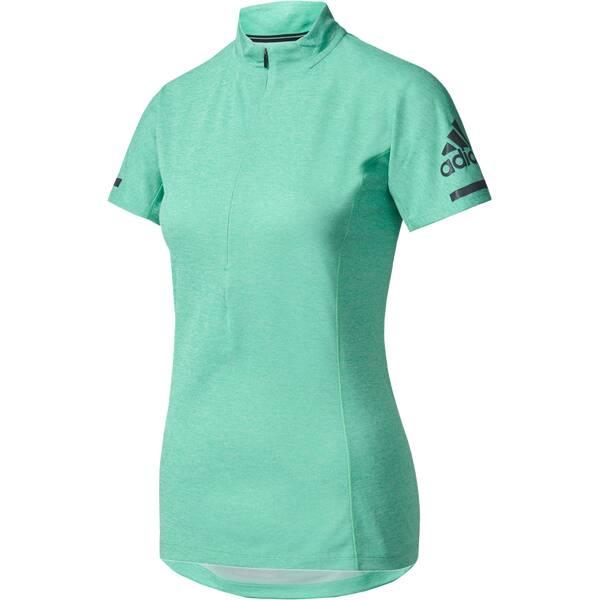 ADIDAS Damen Shirt TERREX Climachill T-Shirt Blau
