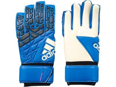 ADIDAS Herren Handschuhe ACE Competition Torwarthandschuhe Blau