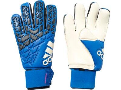 ADIDAS Herren Handschuhe ACE Half-Negative Torwarthandschuhe Pink