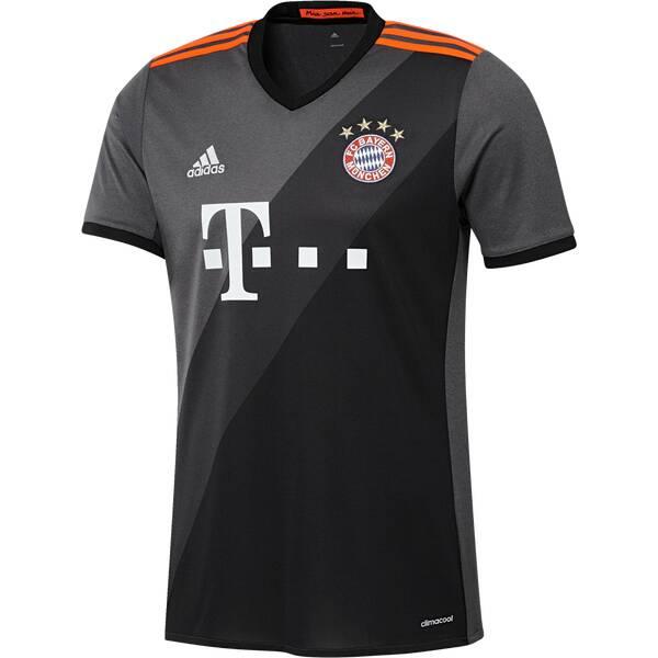 adidas Herren Fc Bayern München Auswärtstrikot Replica