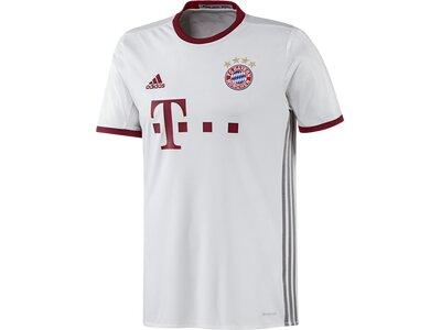 ADIDAS Herren Trikot FCB UCL JSY Weiß