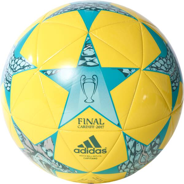 ADIDAS Fußball Finale Cardiff Capitano