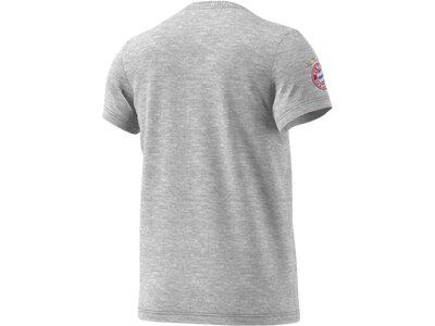 ADIDAS Herren Shirt FCB GR TEE BET Grau