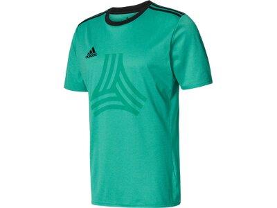 ADIDAS Herren T-Shirt Tango Cage Training Blau