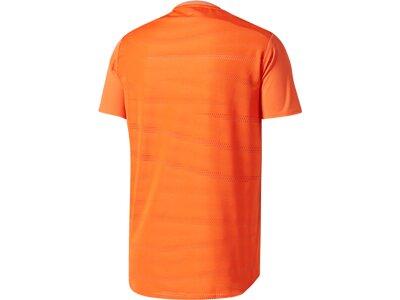 ADIDAS Herren Supernova TKO Cool T-Shirt Orange