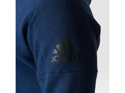 ADIDAS Herren Trainingsjacke / Sweatjacke ID Stadium Blau