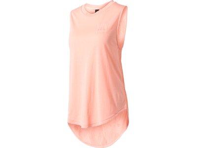 ADIDAS Damen T-Shirt Sleeveless Pink