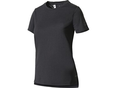 ADIDAS Damen Trainingsshirt / T-Shirt Core Chill Tee Grau