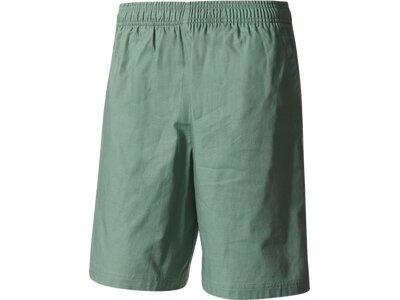 ADIDAS Herren Shorts Essentials Cotton Shorts Grau