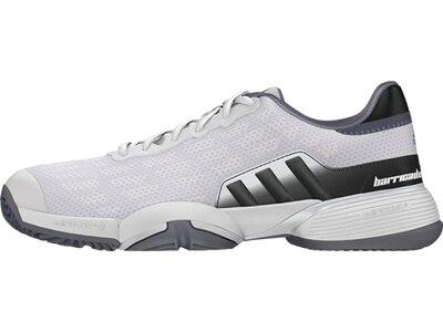 ADIDAS Kinder Tennisoutdoorschuhe Barricade 2016 Schuh Weiß