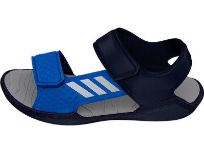 ADIDAS Kinder Badesandalen RapidaSwim Sandals Blau