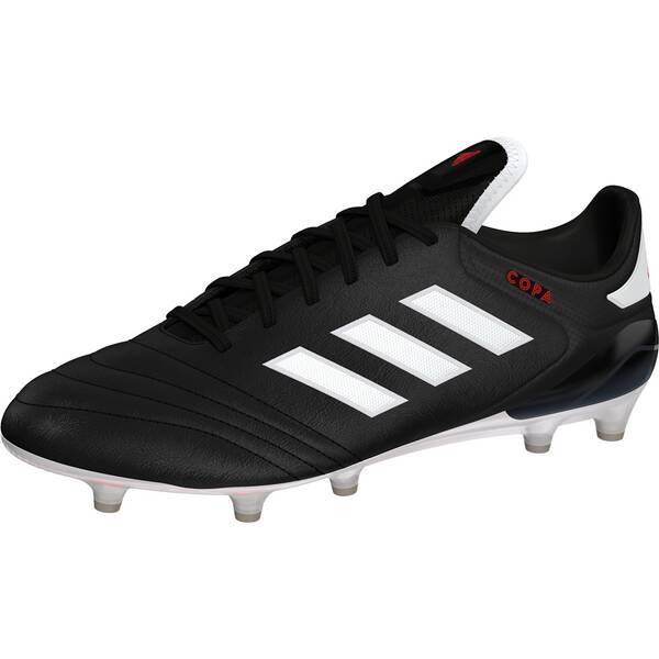 promo code ff999 210eb ADIDAS Herren Fussball-Rasenschuhe Copa 17.1 FG Fußballschuh Core Black  Ftwr White