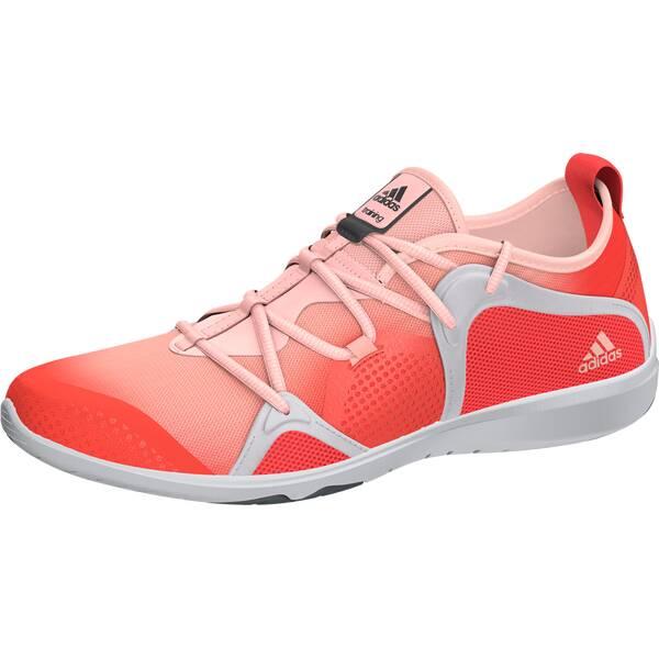 ADIDAS Damen Trainingsschuhe / Fitnessschuhe Adipure 360.4 | Schuhe > Sportschuhe > Fitnessschuhe | Coral - White | Adidas