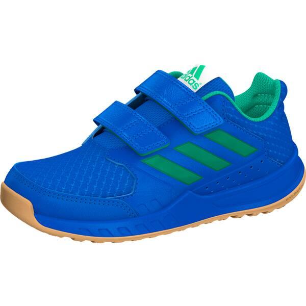 ADIDAS Kinder Indoorschuhe FortaGym Schuh Blau