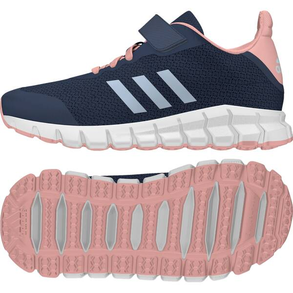 ADIDAS Kinder Indoorschuhe RapidaFlex Schuh Blau
