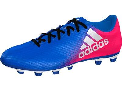 ADIDAS Herren Fußballschuhe X 16.4 FxG Blau