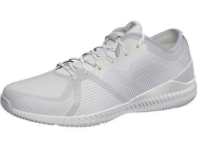 ADIDAS Damen Workoutschuhe CrazyTrain Pro Schuh Weiß