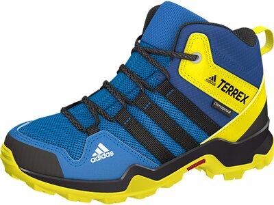 ADIDAS Kinder Multifunktionsstiefel AX2 ClimaProof Mid Schuh Blau