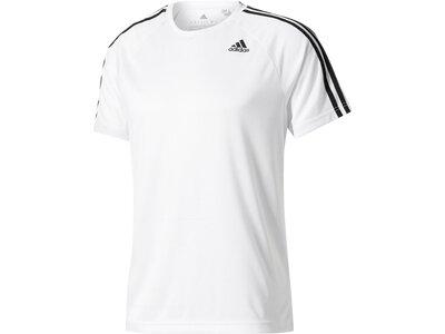 ADIDAS Herren Trainingsshirt Design to move Grau