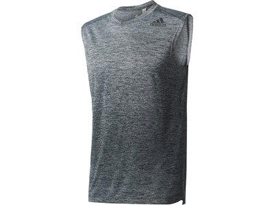 ADIDAS Herren T-Shirt Gradient Top Grau