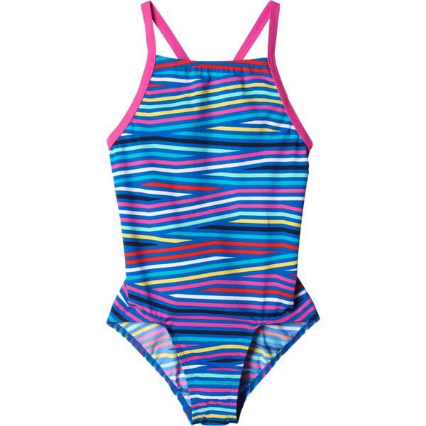 ADIDAS Kinder Badeanzug INFINITEX+ Graphic Pink