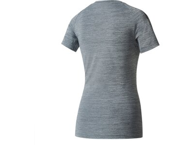 ADIDAS Damen Trainingsshirt Grau