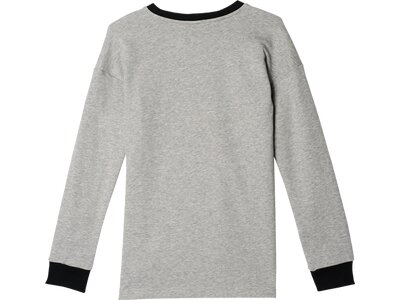 ADIDAS Kinder Sweatshirt ID Comfort Sweatshirt Grau