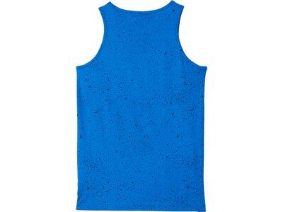 ADIDAS Kinder Shirt YB PRINTED TANK Blau