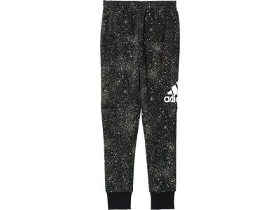 ADIDAS Kinder Trainingshose Essentials Printed Schwarz