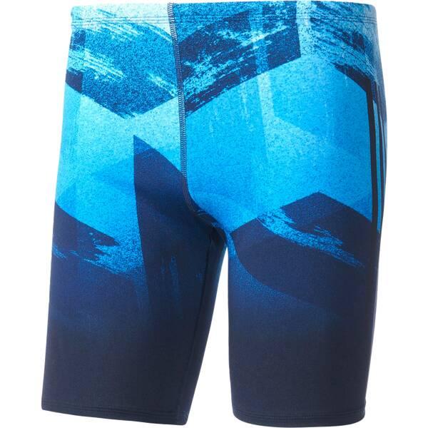 ADIDAS Badehose INFINITEX+ 3-Stripes Blau