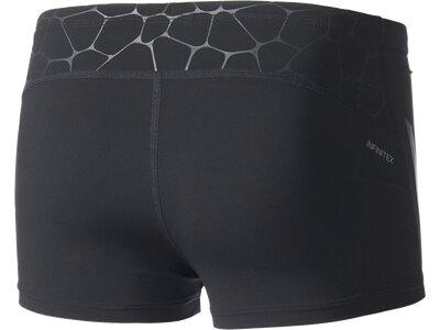 ADIDAS Badehose Streamline 3-Streifen Boxer-Badehose Grau