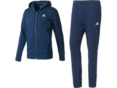 ADIDAS Herren Sportanzug Chill Out Trainingsanzug Grau