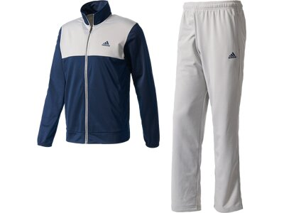 ADIDAS Herren Trainingsanzug Back 2 Basics Track Suit Blau