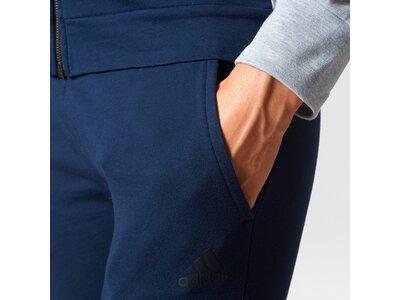 ADIDAS Damen Sportanzug Marker Hoodie Trainingsanzug Grau