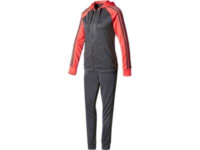 ADIDAS Damen Trainingsanzug Re-Focus Grau