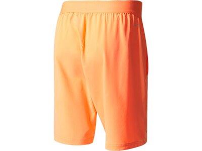 ADIDAS Herren Shorts Melbourne Bermudashorts Orange