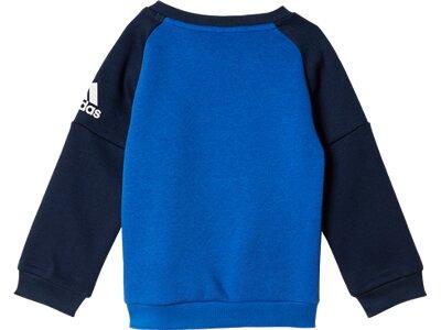 ADIDAS Kinder Trainingsanzug Sports Crew Blau