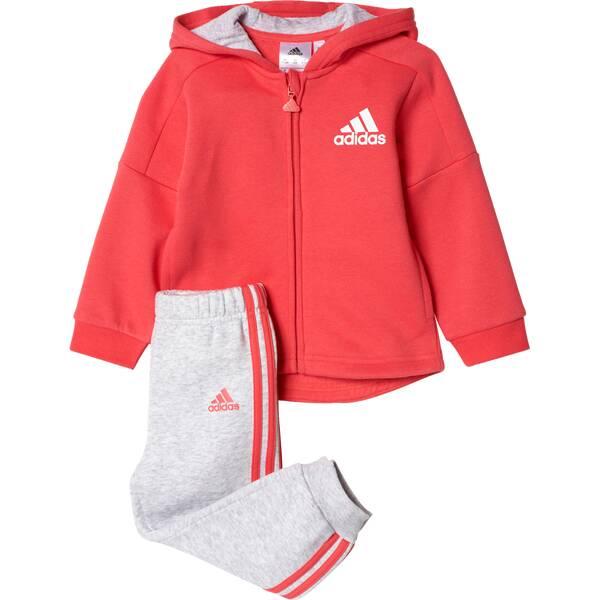 ADIDAS Kinder Sportanzug Style Jogginganzug