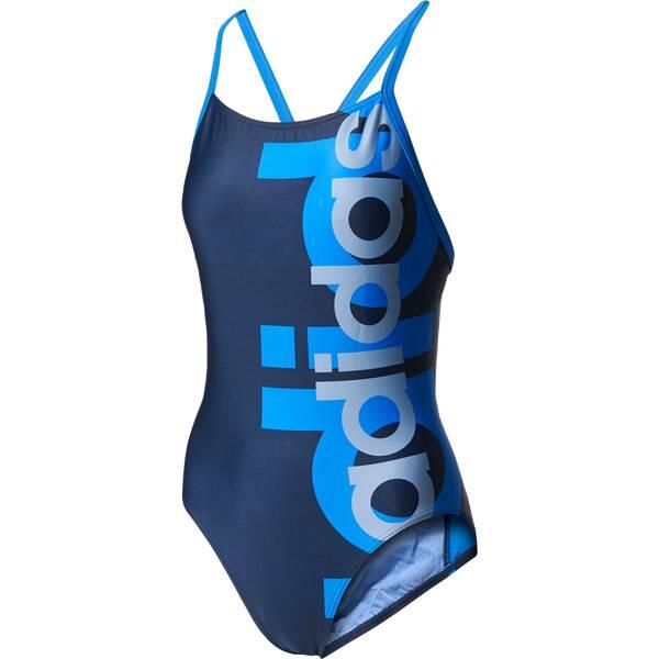 ADIDAS Damen Badeanzug Essence Blau