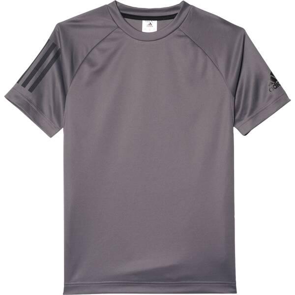 ADIDAS Kinder Shirt Tasto PES Grau
