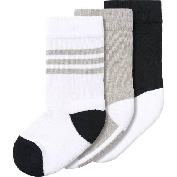 ADIDAS Kinder Crew Socken, 3 Paar