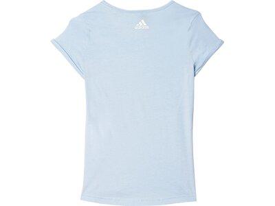 ADIDAS Kinder Shirt YG SPORT ID TEE Grau