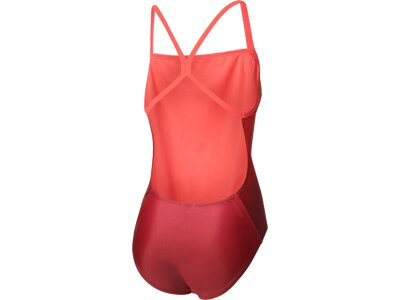 ADIDAS Damen Badeanzug Aquasport Badeanzug Rot