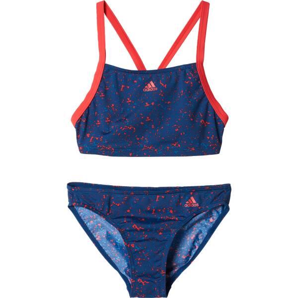 ADIDAS Kinder Badeanzug Essence Flare Allover Graphic Bikini