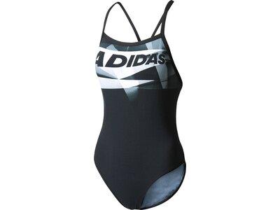 ADIDAS Damen Badeanzug Infinitex+ Graphic Badeanzug Grau