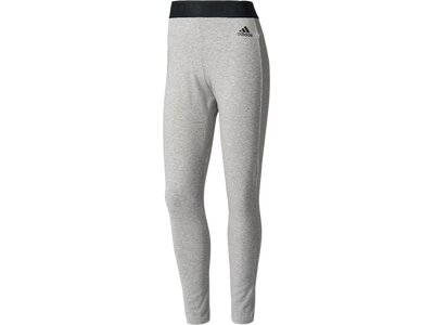 ADIDAS Damen Tight Away Day Grau