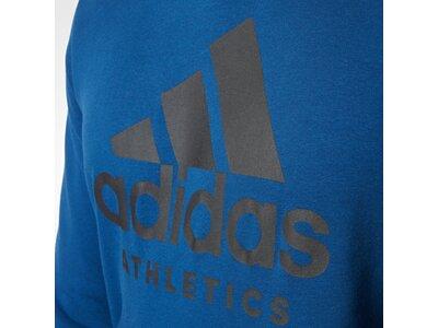 ADIDAS Herren Sport ID Hoodie Blau
