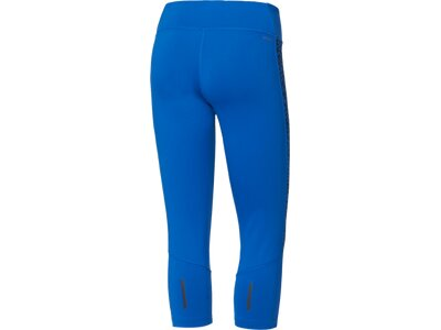 ADIDAS Damen Tight D2M 3/4 TIGH P1 Blau