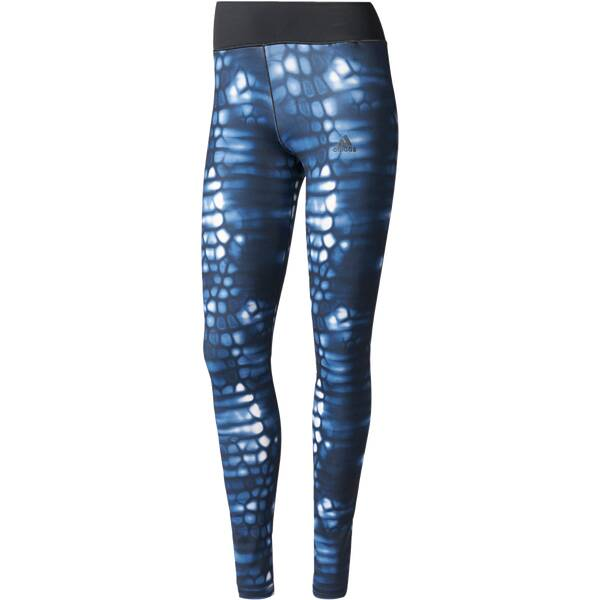 ADIDAS Damen Tight Ultimate Grau